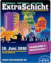 Extraschicht 2010 (Bildquelle: extraschicht.de)