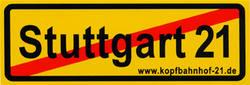 Nein zu Stuttgart21