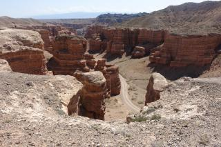 Charyn Canyon Der Kleine Grand Canyon In Kasachstan